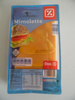 Mimolette (25% MG) x 10 tranches - Product