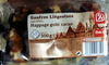 Gaufres Liégeoises sucrées Nappage goût cacao - Product