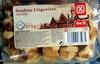 Gaufres Liégeoises sucrées - Product