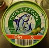 Thon Albacore (à l'huile d'olive vierge extra) - Product