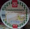 Coulommiers (23 % MG) au Lait Pasteurisé - Product