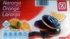 Biscuits fourrés à l'orange et nappés de chocolat - Produto