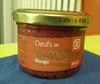 Oeufs de Lompe Rouge - Produit