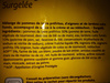 Tartiflette Surgelée - Prodotto