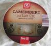 Camembert au Lait Cru - Moulé à la Louche - Produit