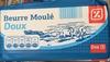 Beurre Moulé Doux (82,5 % MG) - Product