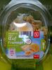 Salades et pâtes oeuf fromage - Produit