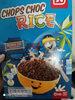 Chops Choc Rice - Producto