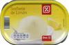 Sorbete limón - Producte