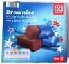 Brownies aux pépites de chocolat - Product