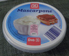 Mascarpone (42% MG) - 250 g - Dia - Product