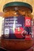 Sauce cuisinée Poivrons Aubergines - Product