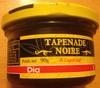 Tapenade noire - Produit