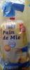 Pain de Mie (15 tranches) - Produit