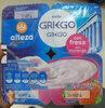 Yogur griego con fresa - Producto