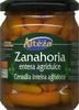 Zanahorias entera agridulce - Produit