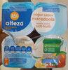 Yogur sabor macedonia - Producto