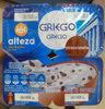 Yogur griego estilo stracciatela - Produit