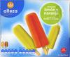 """Helados de hielo """"Alteza"""" Limón y naranja - Producte"""