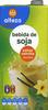 Bebida de soja sabor vainilla - Producte