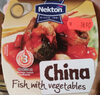 china fish with vegetables - 产品
