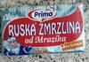 Ruská zmrzlina od Mrazíka - Product