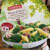 Mélange de légumes vapeur & penne - Product