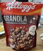 Granola çikolata parçacıklı ve fındıklı - Produit