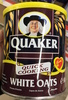 Quick cooking white oats - Product