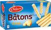 Delacre batons biscuits aperitifs fourres gouda l60g - Product