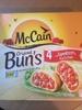 Original Bun's 4 Jambon Ketchup - Prodotto
