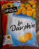 La Dauphine - Pommes pré frites aux œufs entiers, surgelées - Product