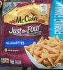 Just au Four Allumettes - Product
