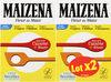 Maizena Fleur de Maïs Sans Gluten Lot 2x400g - Produit