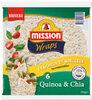 Wraps Quinoa et Chia - Produit