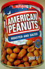 American Peanuts - Roasted and salted - Product