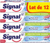Signal Dentifrice Protection Caries 12x75ml - Produit