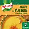 Knorr Soupe Liquide Velouté Potiron Crème Fraîche 50cl - Produit