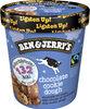 Ben & Jerry's Moophoria Glace Pot Chocolat Cookie 500ml - Produit