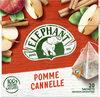 Elephant Tisane Pomme Cannelle 20 Sachets Pyramid® - Producto