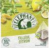 Elephant Infusion Tilleul Citron 20 Sachets Pyramid® - Product