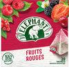 Elephant Infusion Fruits Rouges 20 Sachets - Product