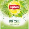 Lipton Thé Vert Matcha 20 Sachets - Product