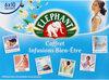 Elephant Infusions Coffret Bien-Etre 60 Sachets - Produit