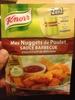 Mes Nuggets de Poulet sauce barbecue - Product