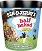 Ben & Jerry's Half Baked - Produit