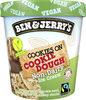 BEN & JERRY'S Glace en Pot Vegan Cookie Dough 465ml - Produit