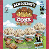 BEN & JERRY'S Glace Mini Pots Cone Together 4x100ml - Product