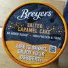 Eis mit salzigem Karamellgeschmack und Kuchenstückchen - Prodotto