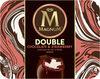 Magnum Glace Bâtonnet Double Chocolat & Fraise x4 352ml - Produit